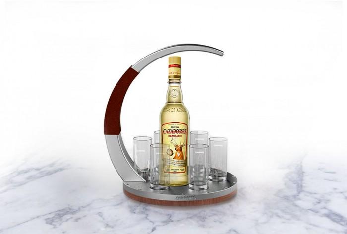 005-Cazadores Tequila Club Service